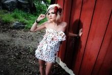 Tezzy T - Shelly: Http://Lookbook.Nu/Dearloser Dress By Shelly Sarcasm!, No Idea Where This Came From! Haha! Bow - The Queen of Hearts