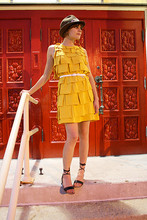 Katy S. -  - New yellow dress