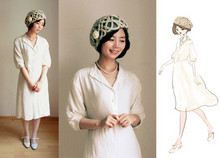 Nancy Zhang - Vintage Outfits - Back to 1920s
