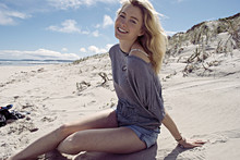 Zanita Who - Topshop Shirt, Vintage Shorts - You're never fully dressed without a -