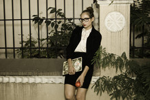 Madalina Horlescu - None Jacket - Back to school