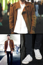 Eric UNIF - Dior Homme Shearling Jacket, Dior Homme Shoes, Dior Homme Jeans - Dior-reah