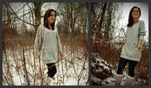 Samantha Dane - Urban Outfitters Sweater Dress, Rocket Dog Boots - Take me to terabithia