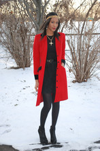 Jessie 77 - Givenchy Necklace, Bcbg Boots - Here Comes Santa Claus