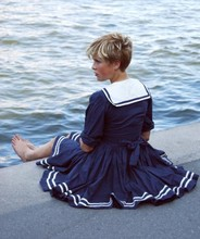 Ellen Hallström - Telmah Dress - Sailor Moon my friend...