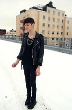 Joachim Kullberg - Vintage Leather Jacket - Joachimk.se