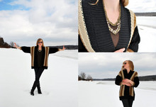 Kimberly Pesch - H&M Shirt, Anthropologie Sunglasses - Crowded Closet : Snow Belle