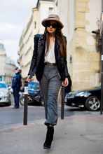 Andy T. -  - PARIS FASHION WEEK DAY 3