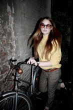 Daniella Z. - Vintage D, Vintage . - If this was my bicycle..