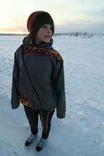 Linda T - Designed By Me Snowboarding Jacket, Pieces Jeggings - Self-designed jacket