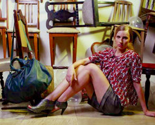 Rhayanna Kruger - Arezzo Shoes, Doramila Bag, Maria Helena Pacheco Shirt, Maria Helena Pacheco Shorts - I don't need sit on a chair...
