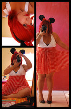 Mayra Ro - Diy, Lady Paulina, Partyland - Oh mickey your so fine...