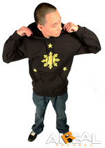 Aireal Apparel - Aireal Apparel Sun & Stars Hoody By - Call you my son cuz you shine like one