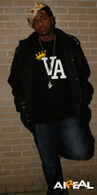 Aireal Apparel - Aireal Apparel King Of Virginia Tee By - For Every King... A Crown