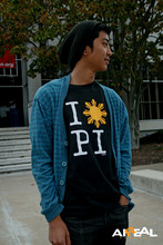 Aireal Apparel - Love I The Pi Tee By Aireal Apparel - Lady's Man