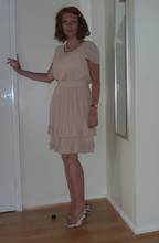 Kayla Dee - H&M Dress, Atmosphere Shoes - You should have given me wings by now
