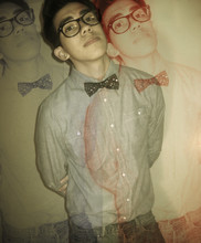 Pavel Gmz - Forever 21 Bowtie - I don't care what you do to them, just be good to me ♫