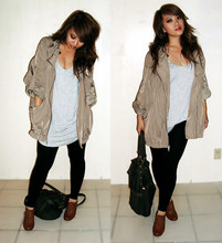 Elrica L - Max Azria Jacket - Hey you, get off my cloud. You dont know me and you dont know my style.
