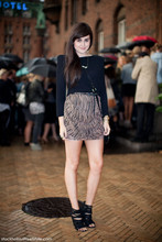 Andy T. - H&M Skirt - COPENHAGEN FASHION WEEK DAY 2