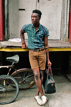 JOSHUA KISSI - Br, J. Crew Jcrew - Yuri made me do it ;o