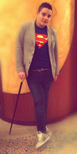 Giovanni Iodice - Cheap Monday W36 L34, Burberry, Adidas, Super Man - Who Will Save The World ?!?!?!?! .........