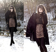 Andy T. - H&M Hm Skirt, Lanvin Sunglasses - WINTER FIELDS