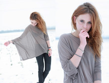 Katrina J. - Weekday Top, H&M Pants - The bronze horseman