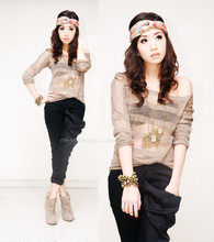 Kryz Uy - Wagw Sheer Sweater, Flatterbuy Turban, Sin Pants, Forever 21 Booties - Head strong