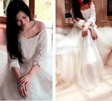 Mayo Wo - Laurustinus Ruffled Rose Jumper - Wat abt jumper on wedding gown for a change?