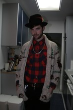 Daniel Woofus - Vintage & Rags, Grannys, Dads, Nr. 1 - FUCK YOU ALL! damn poser -.-