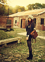Cindy Ashes - Gmarket Korea Vintage Bag - I was part of these classics,