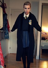 Hedvig Boström - ! Hufflepuff - Harry Potter day in school!!!