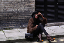 Natasha N -  - Foxxy Brown's in London town