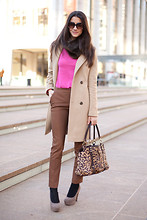 Lindsey Calla - Coach, Ted Baker, Zara - Candy Coated
