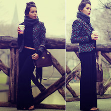 Alana Ruas - Bootswanna Boots - My daily capuccino ♥