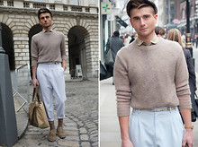 Michael Stephens -  - First Day Of Spring. London FW, AW11
