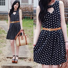 Bonnie Barton - Modcloth Dress - No Lies, Just Love.