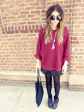 Fadetoblack ... - Cobrasnake Sunnies, Salvation Army Sweater - 41111