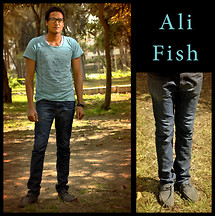 ALi Fish ; - H&M Basic - Today is rejected :( !