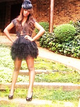 Maddy M - Yde Tutu Skirt, Aldo Black Pumps - Quelqu'un M'a Dit. . .