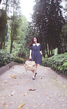 Erika Suen - Vintage Dress - Trip with you