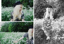 Lovisa R - Weekday Dress, Docs, Hattbaren Hat - 7th of june