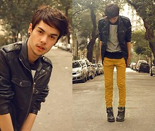 Vini Uehara -  - Be yourself, don't plan and scheme.