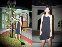 Dana Dela Torre - Marni Black Dress - Black Dress