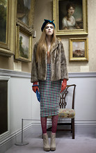 Sophie Bailey - River Island Boots, Vintage Pieces - Origins Of The Species