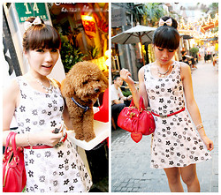 Eunice Huang - Ayugona - So lovely dog ^^