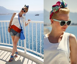 Daria Darenia - Fleq Sandals - Turkish Paradise