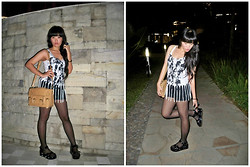 Fifi Yau - Bag, Bugis, Singapore Fringe Top, Bugis, Singapore Flat Form - (Fringe is) On My Mind