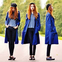 Ebba Zingmark - 2hand Top+Coat+Shoes - GREAT-GRANNY'S COAT