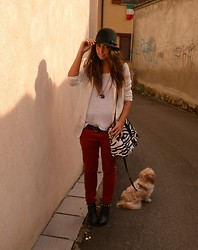 Annachiara S. - Diy Wedges, H&M Bag - Simple saturday morning!...with Yoyo